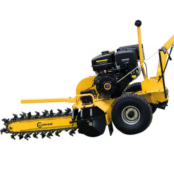 Lumag grond sleuvenfrees GF-800
