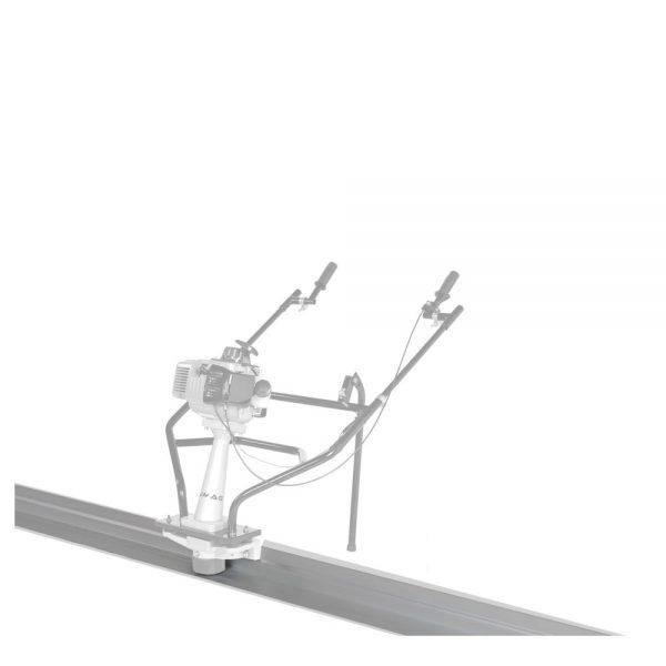 Lumag trilbalk 250cm 5PL250
